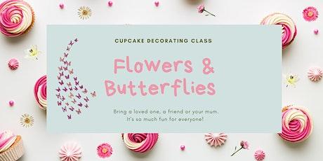 Cupcake Decorating Class tickets