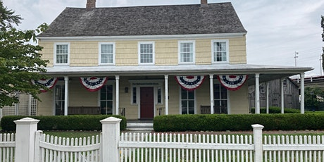Tour of the Nathaniel Conklin House tickets