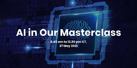 Learn AI in Our Masterclass tickets