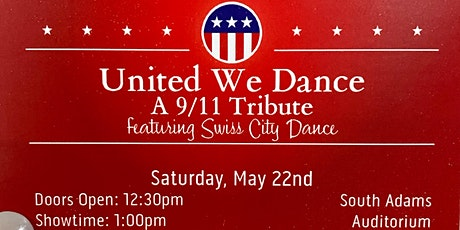United We Dance- Matinee Performance tickets