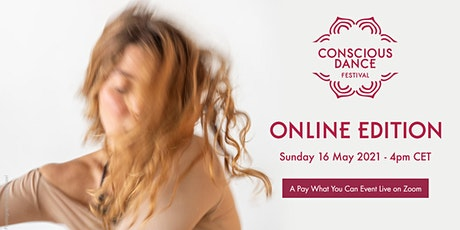 Conscious Dance Festival - Online Edition #4 tickets