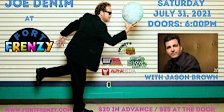 Joe Denim / Jason Brown Concert tickets