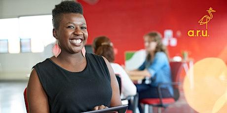 Charity Manager Degree Apprenticeship taster webinar tickets