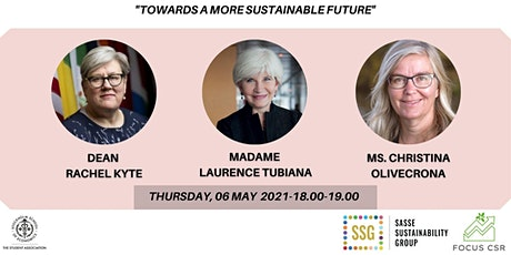 Panel discussion: Towards a more sustainable future tickets