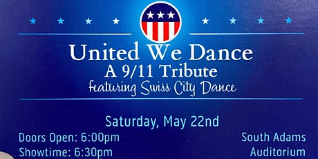 United We Dance- Evening Performance tickets
