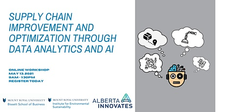 Supply Chain Improvement and Optimization Through Data Analytics and AI tickets