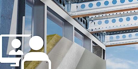 LiVEonWEB | MECHANO STEEL FRAME - Sistema integrato per l'edilizia moderna biglietti