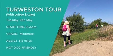 TURWESTON TOUR  | 6.5 MILES | MODERATE WALK| NORTHANTS tickets