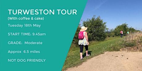 TURWESTON TOUR  | 6.5 MILES | MODERATE WALK| NORTHANTS tickets
