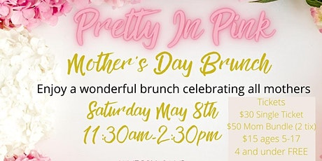 Pretty In Pink Mother's Day Brunch tickets