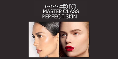 MAC MASTERCLASS  PERFECT SKIN -  PRO EXCLUSIVE biglietti