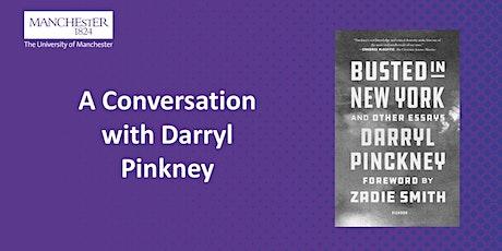 A Conversation with Darryl Pinckney tickets