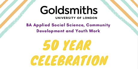 50 Year Celebration: BA Applied Social Science, Community Dev & Youth Work tickets
