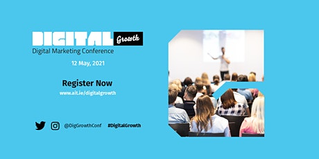 Digital Growth | Digital Marketing Conference tickets