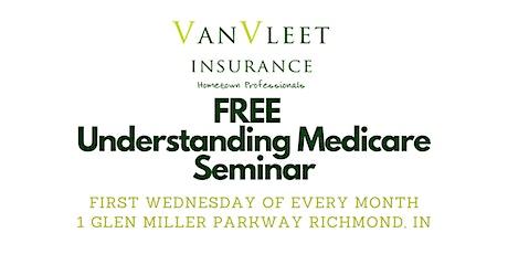 FREE Understanding Medicare Seminar tickets