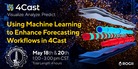 ROGII U: Using Machine Learning to Enhance Forecasting Workflows in 4Cast tickets