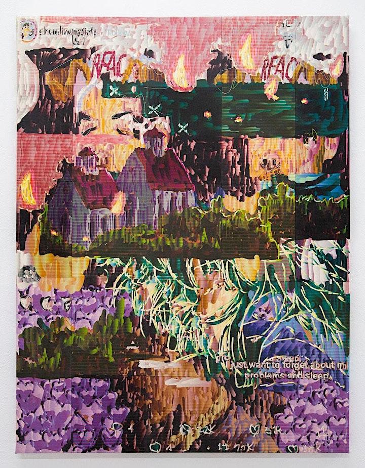 Afterimage: Frank Lepkowski Solo Exhibition image