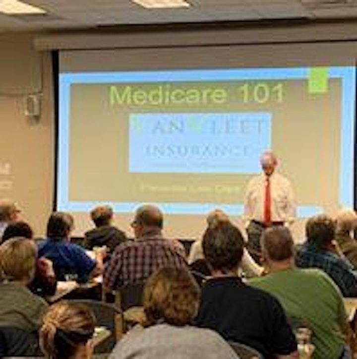 FREE Understanding Medicare Seminar image