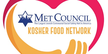Met Council Food Packaging with UJA Shift 1 tickets