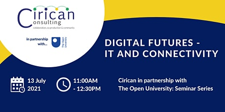 Digital Futures - IT and Connectivity tickets
