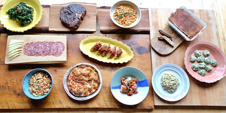 Taste of Tuscany Supper Club (via zoom) Tickets