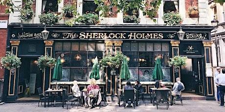 Free Sherlock Holmes Walking Tour tickets