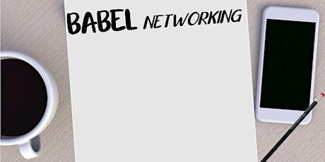 BABEL Networking | Entre Hispanos ingressos