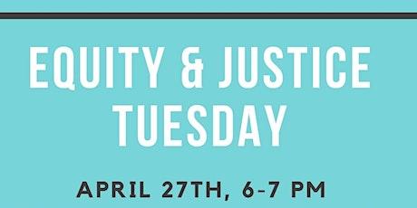 Equity & Justice Tuesday's:  CT's Minority Teacher Recruitment Bill tickets