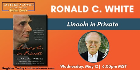 Live Stream with Ronald White tickets
