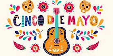 Cinco de Mayo Happy Hour tickets