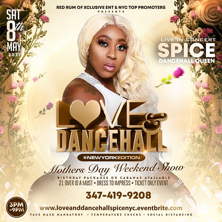 Love and Dancehall Featuring Dancehall Queen ( SPICE ) image