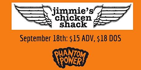 Jimmie's Chicken Shack tickets