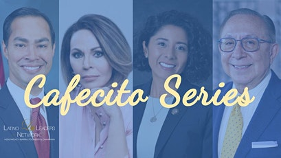 Cafecito Series con  Lina Hidalgo and Julián Castro tickets