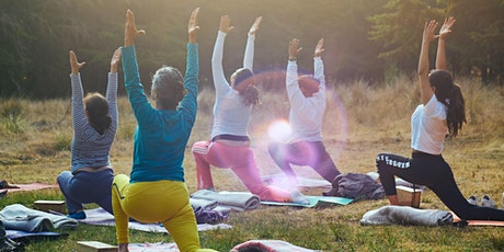 Mindfulness in Nature: Yoga tickets