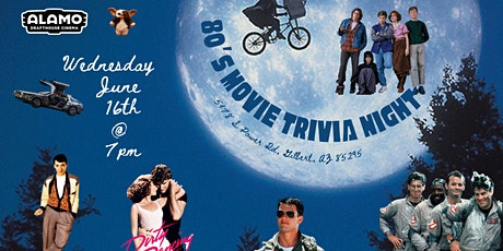 80s Movies Trivia at Alamo Drafthouse Cinema Gilbert tickets