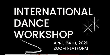 International Dance  Workshop tickets