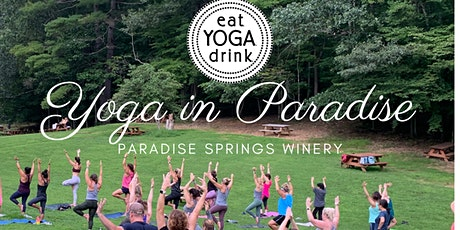 Yoga in Paradise tickets