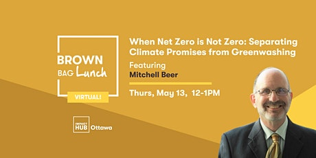 When Net Zero is Not Zero: Separating Climate Promises from Greenwashing tickets