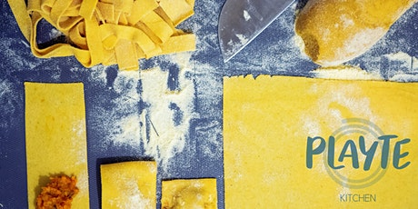 Shape It 'Til You Make It Pasta Party with PLAYTE Kitchen tickets