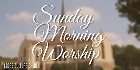 SUNDAY MORNING WORSHIP SERVICE tickets