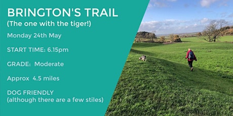 GREAT BRINGTON DIANA WALK | 4.5 MILES | MODERATE | NORTHANTS tickets