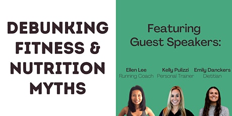 Debunking Fitness & Nutrition Myths tickets