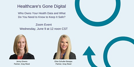 Healthcare's Gone Digital. tickets