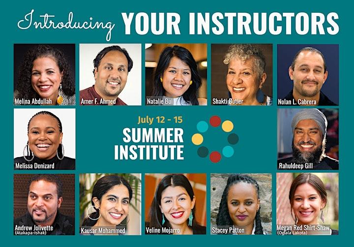 SpeakOut Summer Institute 2021 image