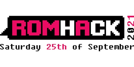 #RomHack2021 biglietti