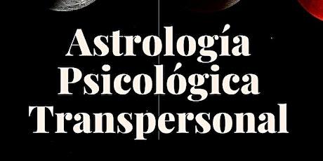 Charla gratuita Astrología Psicológica Transpersonal entradas