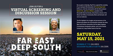 Far East Deep South Film Screening tickets