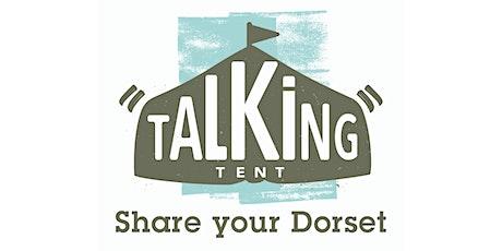 Talking Tent  'Walk-shop' Ridgeway- Spring tickets