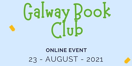 Galway Book Club Online Book Swap tickets