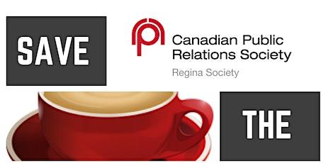 CPRS Regina presents Media Relations with Colin Babiuk of CPRS Edmonton & M tickets